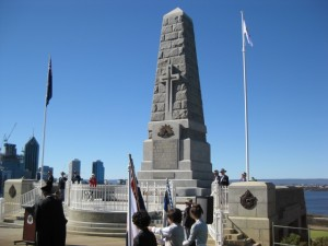 Remembrance Day, July 2017