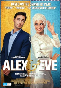 Alex and Eve – a mismatch made in H…