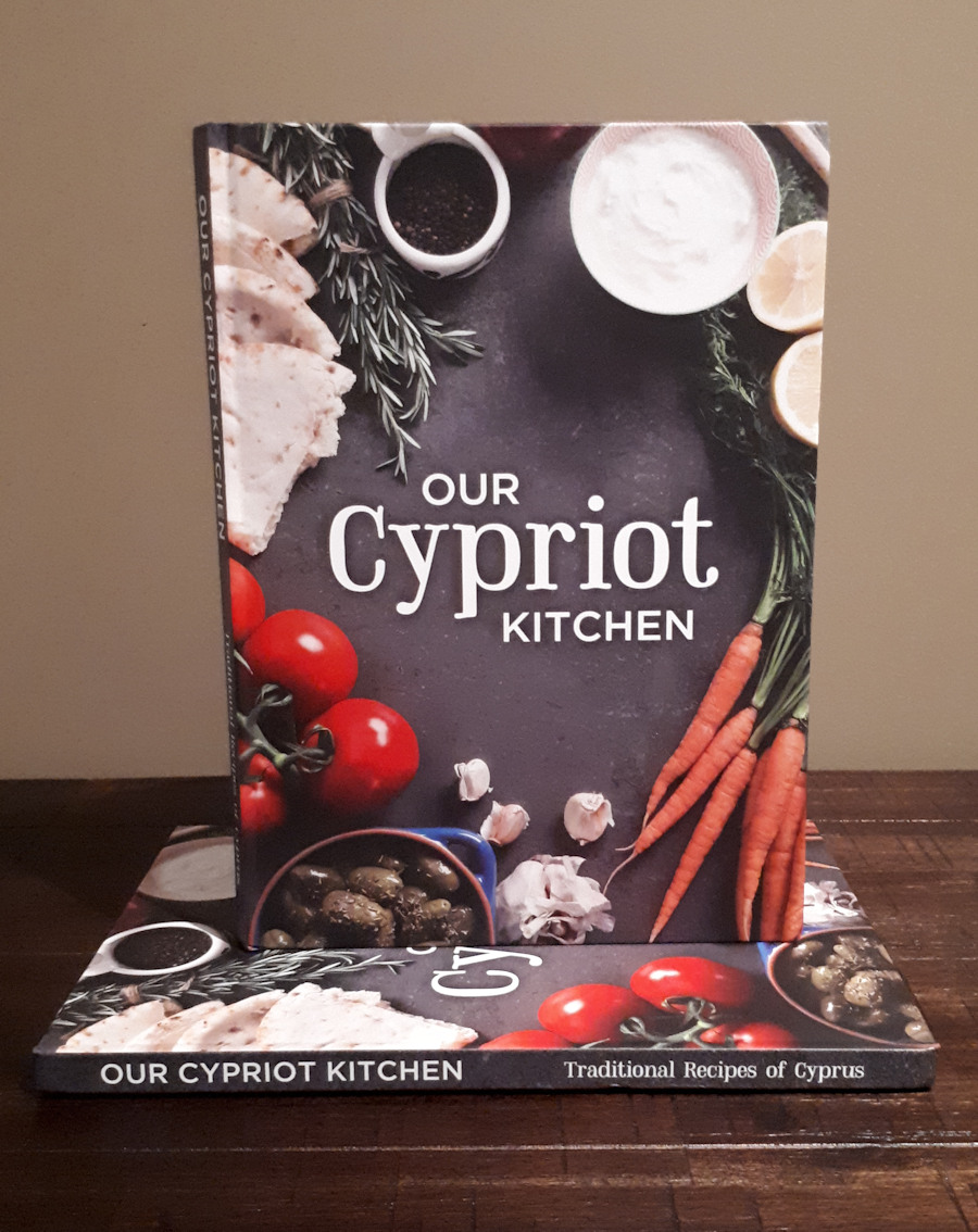 Our Cypriot Kitchen Cookbook